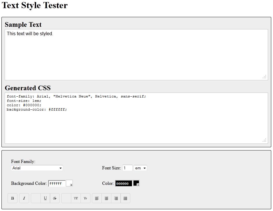 CSS Archives - Benohead's Software Blog